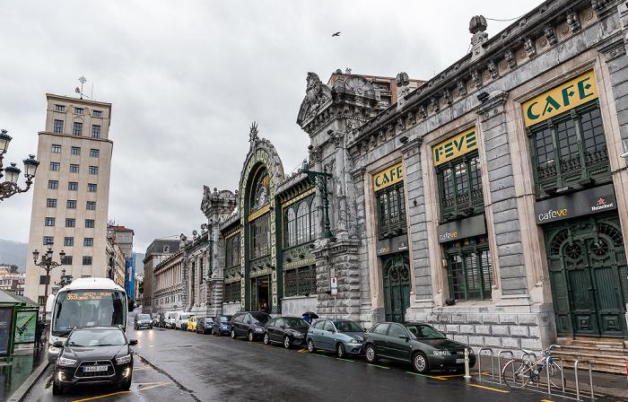 Abando: Estación de Bilbao Concordia
