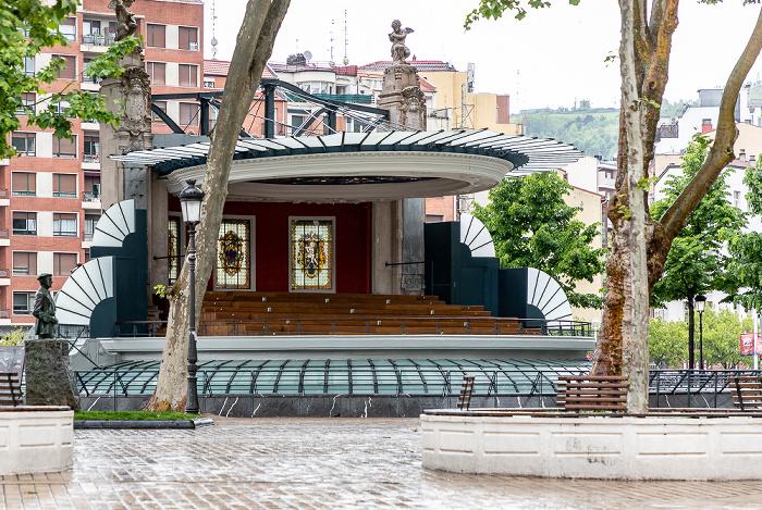 Bilbao Casco Viejo: Paseo del Arenal