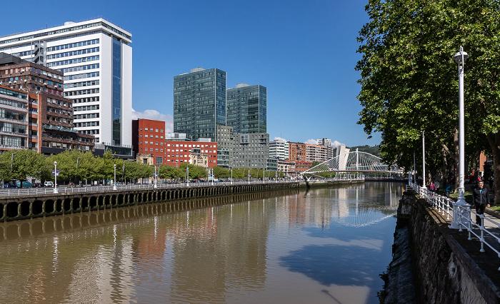 Abando, Ría de Bilbao, Uríbarri Torres Isozaki
