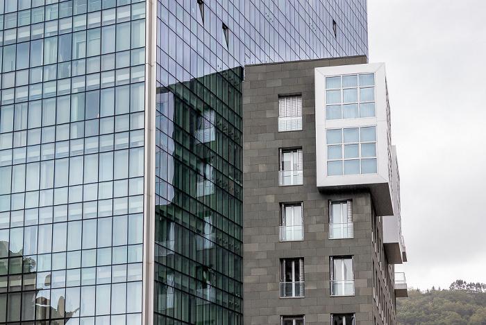 Bilbao Abando: Torres Isozaki (Isozaki Atea)