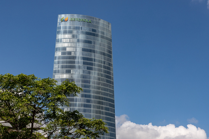 Bilbao Abando: Torre Iberdrola