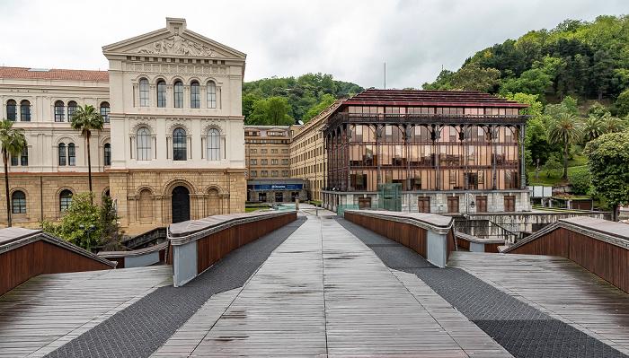 Bilbao Pasarela Pedro Arrupe
