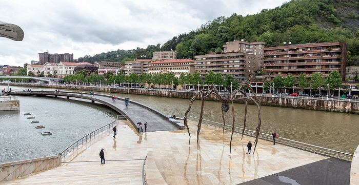 Guggenheim-Museum Bilbao: Maman (von Louise Bourgeois) Bilbao