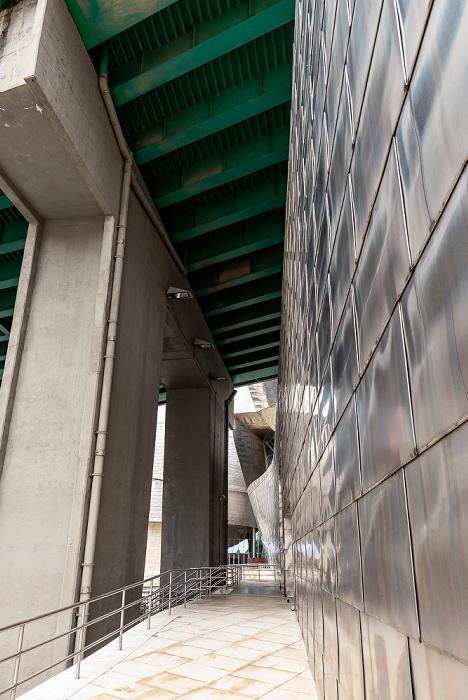 Puente de La Salve, Guggenheim-Museum Bilbao Bilbao