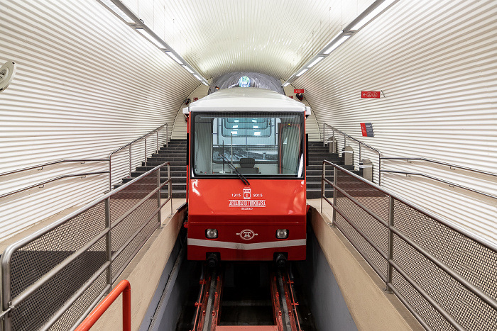 Funicular de Archanda Bilbao