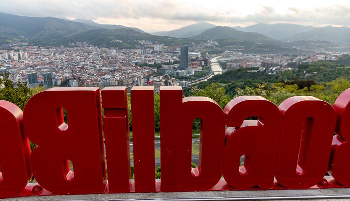 Monte Archanda: Parque del Funicular Bilbao