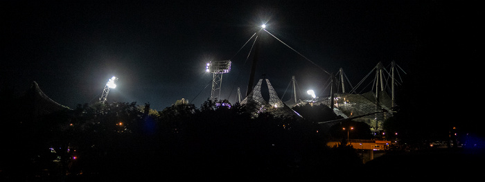 Olympiapark: Olympiastadion München