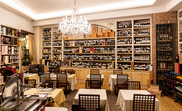 Ristorante Bottiglieria Corsini Verona