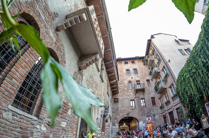 Centro Storico (Altstadt): Casa di Giulietta Verona