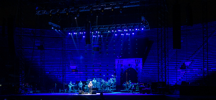 Arena di Verona: Mark Knopfler Verona