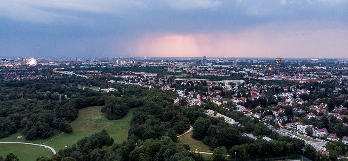 Ostpark, Berg am Laim München