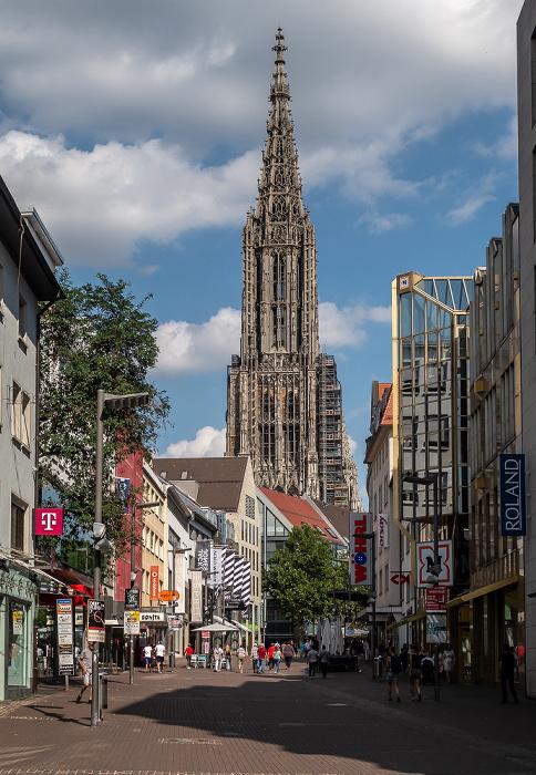 Hirschstraße, Ulmer Münster