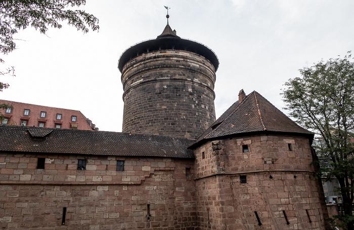 Nürnberg Frauentormauer, Frauentorturm