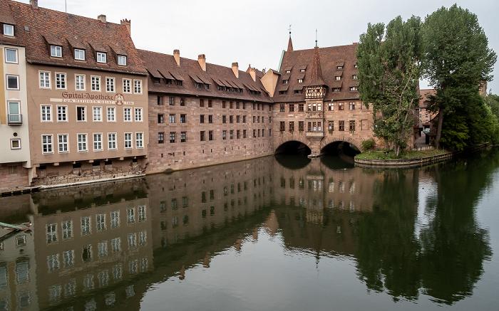 Nürnberg Pegnitz, Heilig-Geist-Spital