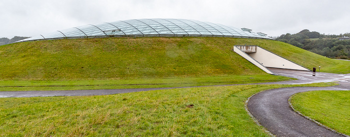 Llanarthney National Botanic Garden of Wales: Great Glasshouse