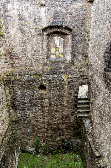 Brecon Beacons National Park Carreg Cennen Castle