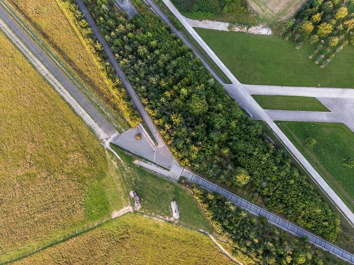 Riemer Park: Aussichtshügel Riemer Park München