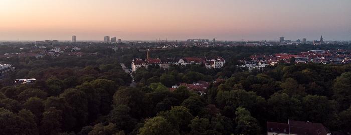 Englischer Garten, Bogenhausen München