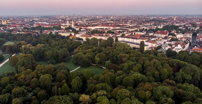 Englischer Garten, Maxvorstadt München