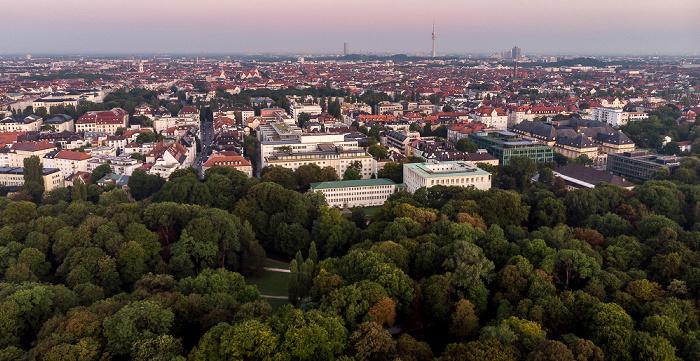 Englischer Garten, Maxvorstadt / Schwabing München