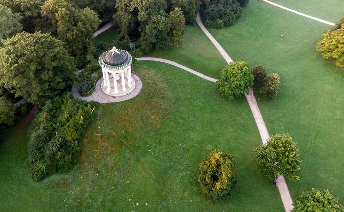 Englischer Garten: Monopterus München
