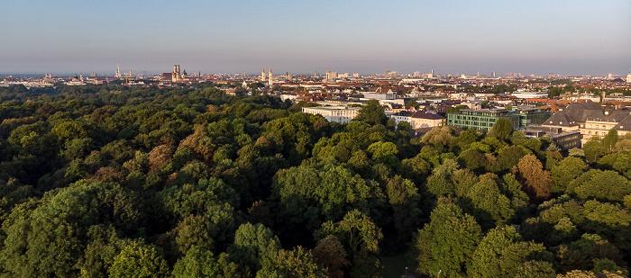 Englischer Garten, Maxvorstadt, Altstadt-Lehel München