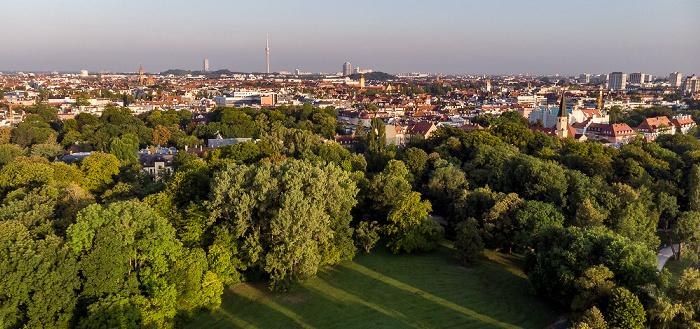 Englischer Garten, Schwabing München