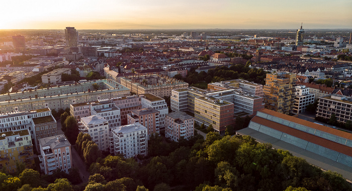 Theresienhöhe München