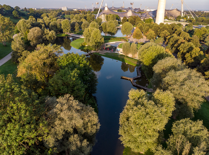 Olympiapark: Olympiasee München