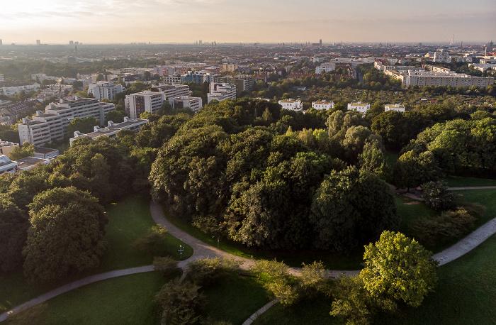 Olympiapark, Schwabing München