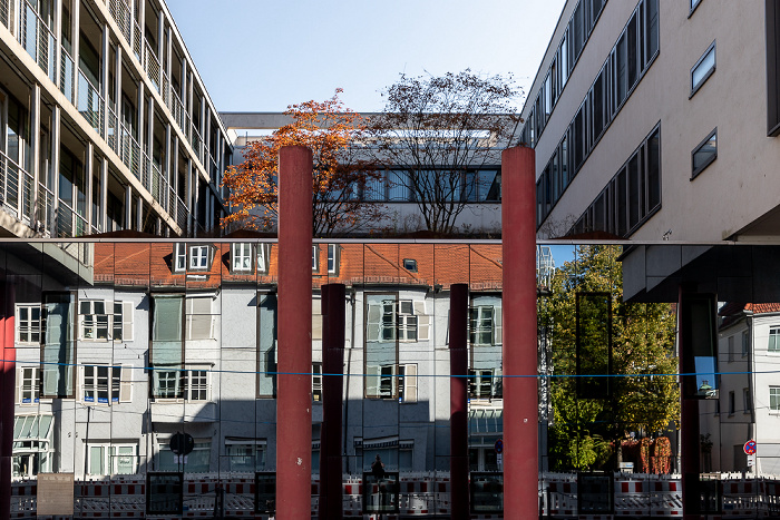 Ismaninger Straße: Klinikum Rechts der Isar München