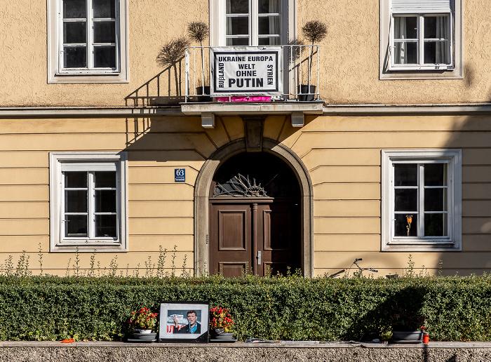 Prinzregentenstraße: Altbogenhausen München