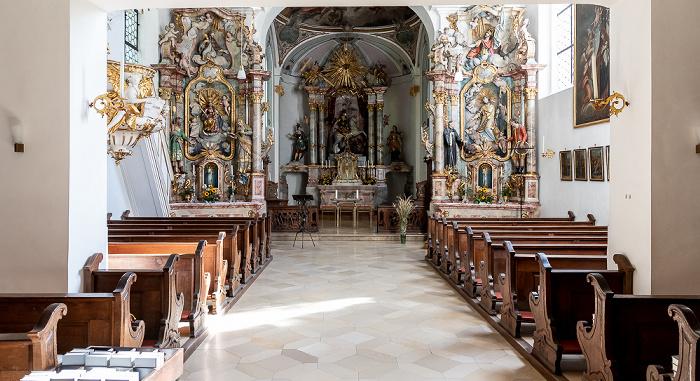 München Katholische Filialkirche St. Georg