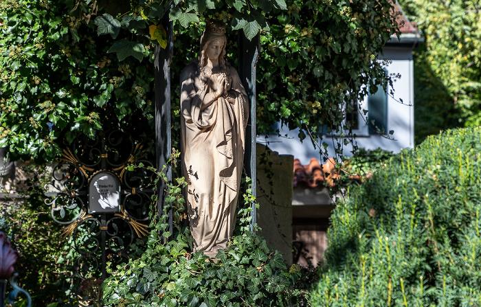 München Bogenhausener Friedhof (Friedhof St. Georg)