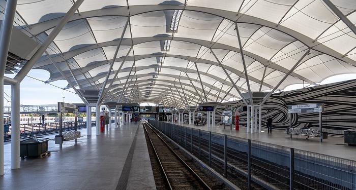 U-Bahnhof Fröttmaning München