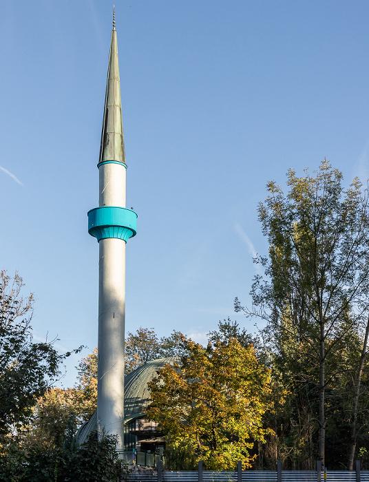 Moschee Fröttmaning München