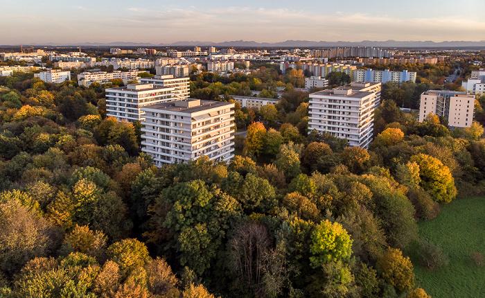 Ostpark, Neuperlach München
