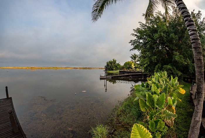 Nyaung Shwe Inle Resort: Inle-See