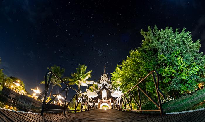 Nyaung Shwe Inle Resort, Sternenhimmel