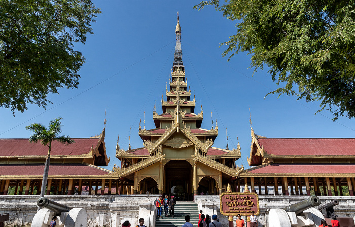 Mandalay Palace