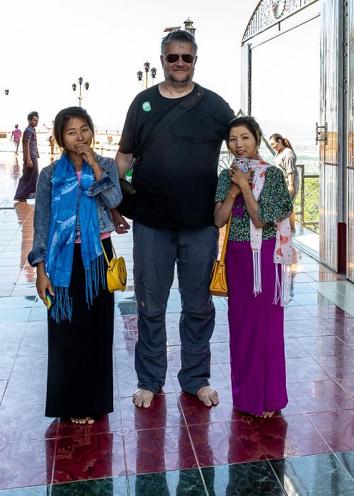Mandalay Hill: Jürgen