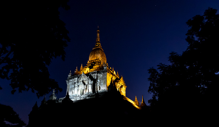 Bagan Gawdawpalin-Tempel
