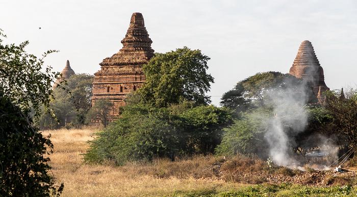 Bagan Nat Hlaung Kyaung Tempel