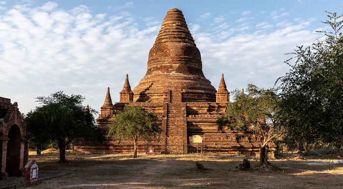 Bagan Mahazedi-Pagode