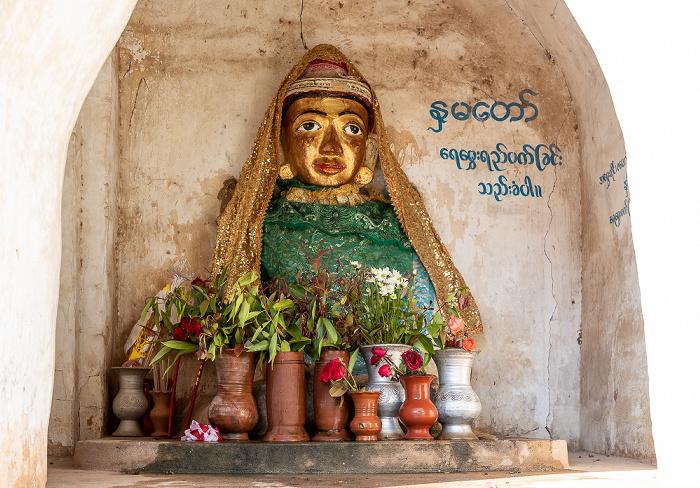 Bagan Stadtmauer