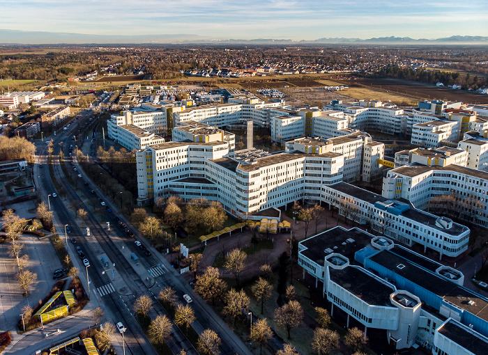 Neuperlach: Siemens München-Neuperlach München