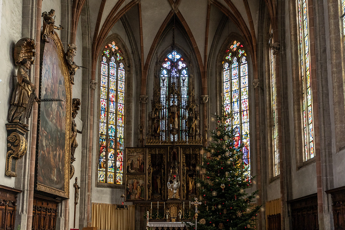 Stadtpfarrkirche St. Stephan Braunau am Inn