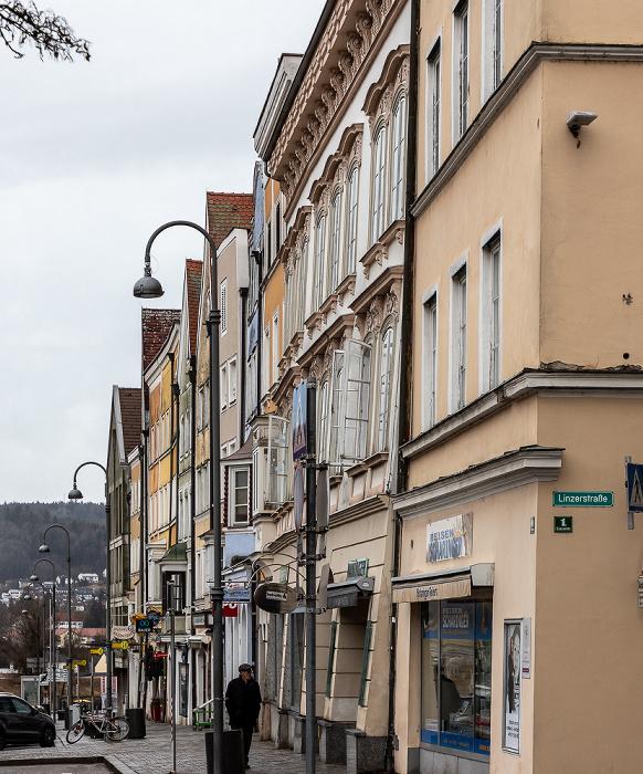 Stadtplatz Braunau am Inn