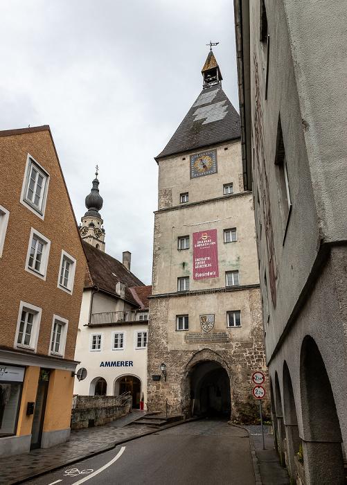 Salzburger Vorstadt: Stadttorturm Braunau am Inn
