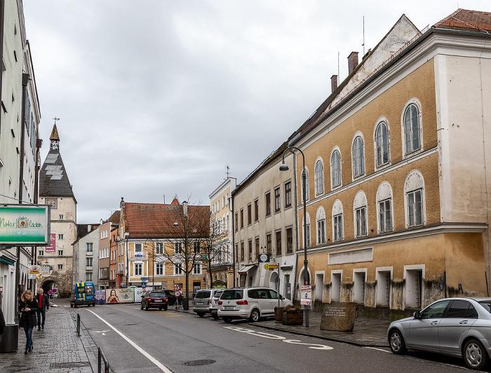 Salzburger Vorstadt Braunau am Inn